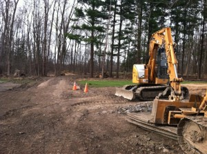 Bulldozing a parking lot ... <a href = 'http://turbobocce.com/sharkeys-big-bocce-build/'>Read More »</a></p> </div><div class=