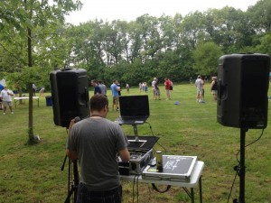 Thanks to JMD Audio for bringing the best DJ in Syracuse to bocce every week!